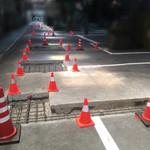 A様工場内舗装補修工事