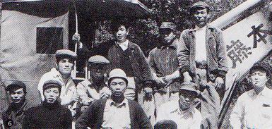 昭和30年代の社員